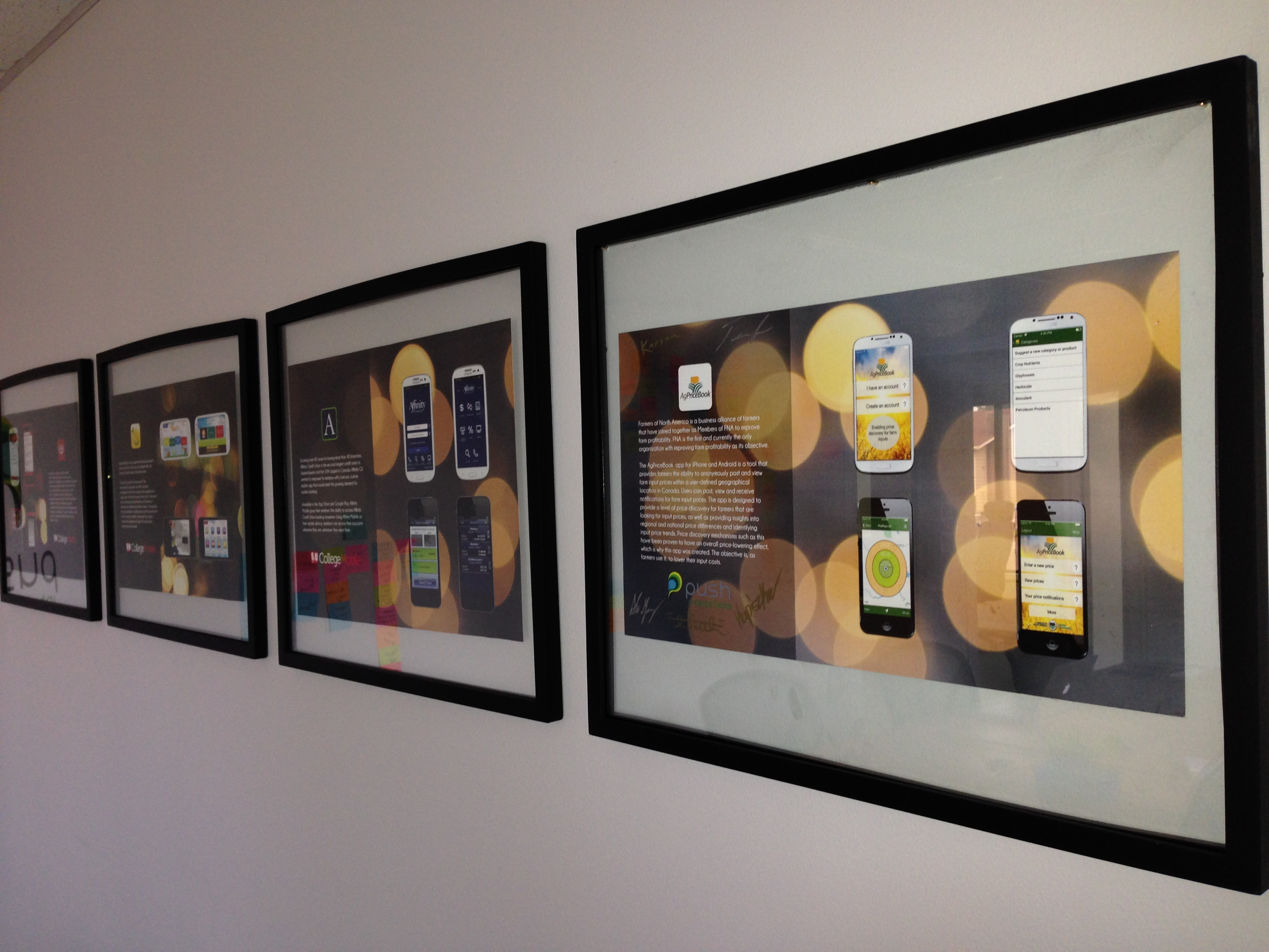 "Our ""Wall of Fame"" - Apps that we developed"