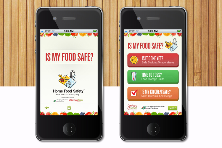 Is My Food Safe? iPhone app - Thanksgiving Leftover app reviews