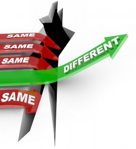 What differentiates a successful company?
