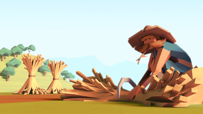 Godus App Screenshot 2