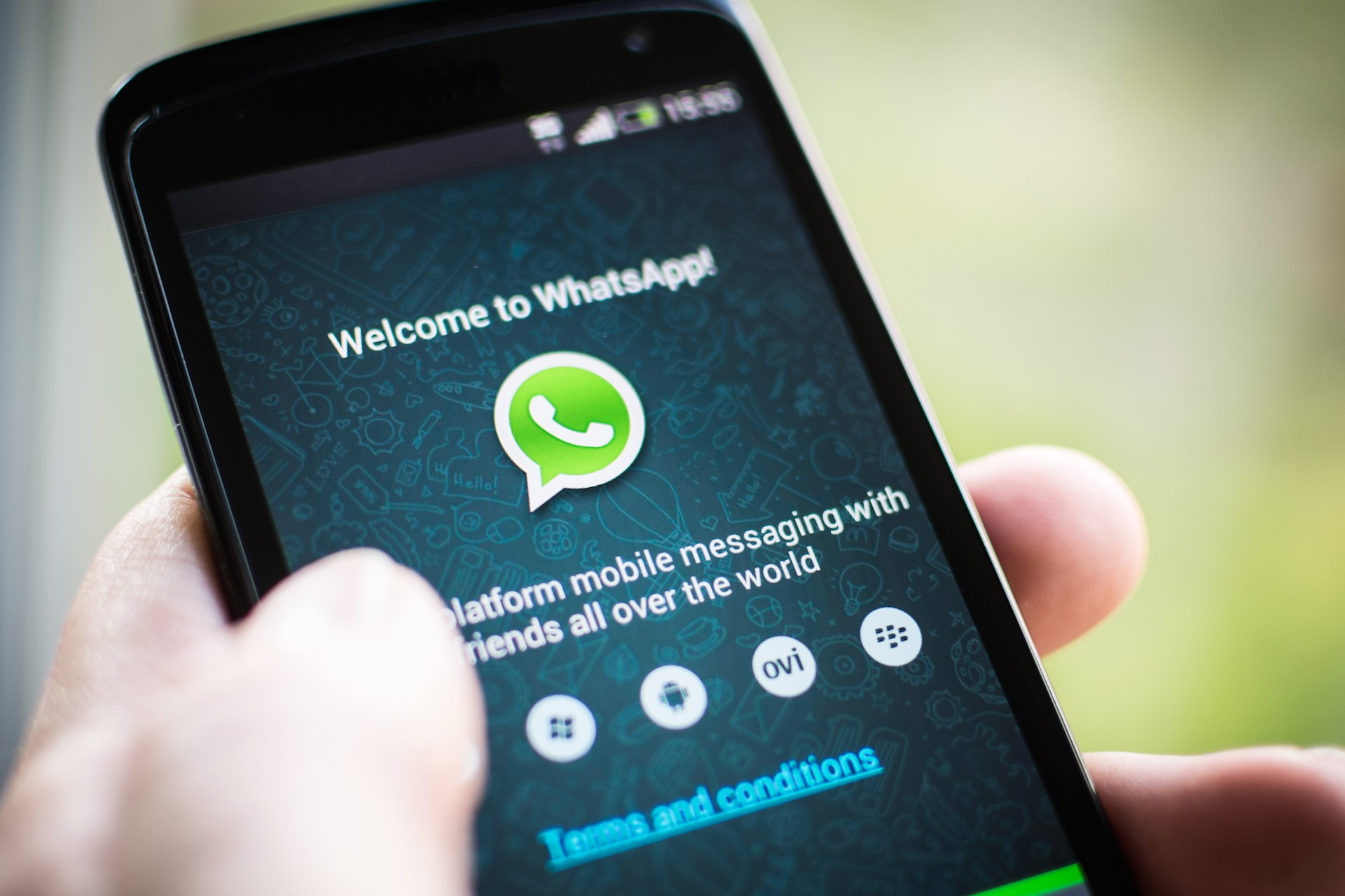 WhatsApp - A convenient communication tool