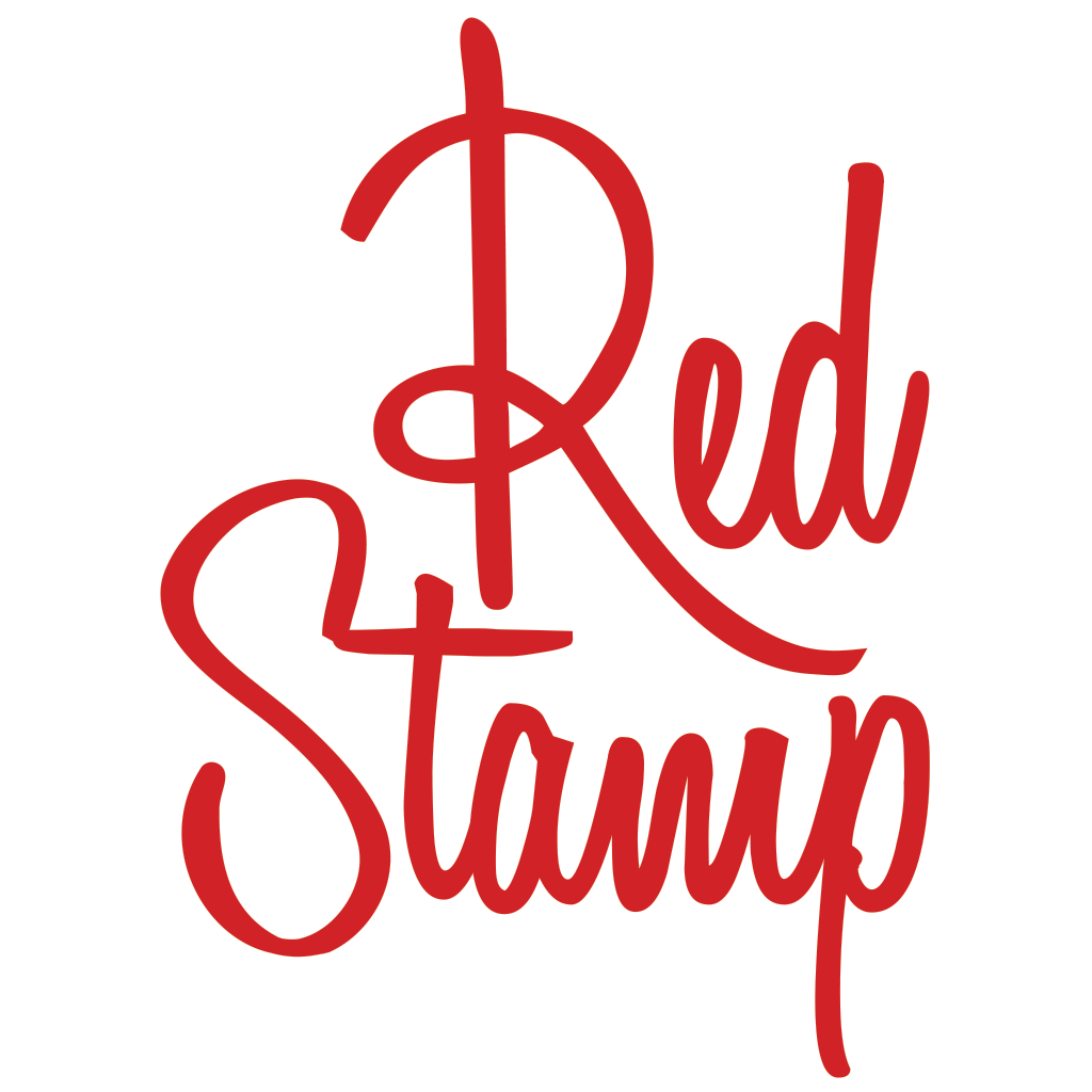 Apps to help you get ready for the holidays - Red Stamp app icon