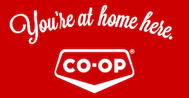 FEDERATED COOP logo
